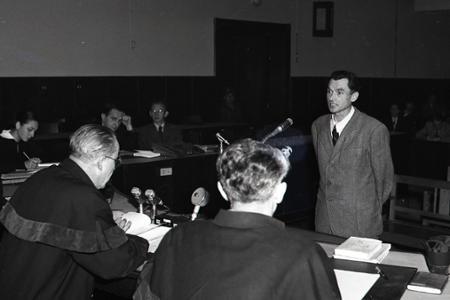 Vykonštruovaný proces odsúdil partizánskeho veliteľa V. Žingora na smrť