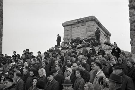 Okrúhle 50.výročie vzniku ČSR si pripomenuli na Bradle