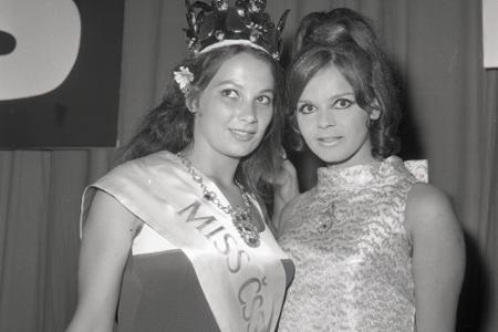 Československo po prvý raz na súťaži krásy Miss World