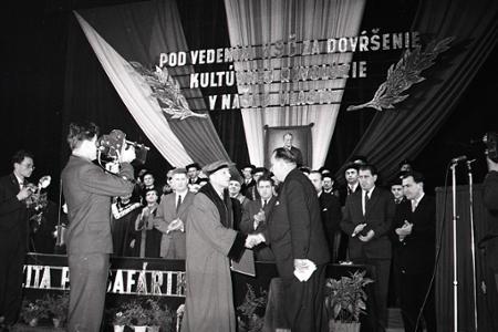 Košice sa stali v novembri 1959 univerzitným mestom
