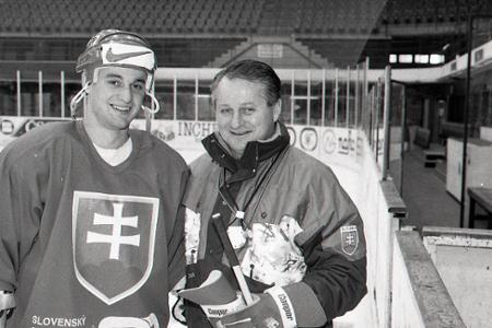 Dnes spomíname na ikonu slovenského hokeja Paľa Demitru
