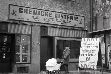 Prvá samoobslužná chemická čistiareň v republike