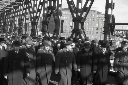 Rok 1946: V Bratislave zrekonštruovali Štefánikov most