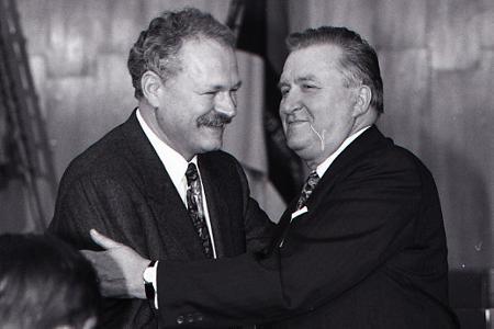 Rok 1993: Samostatné Slovensko si zvolilo svojho prezidenta