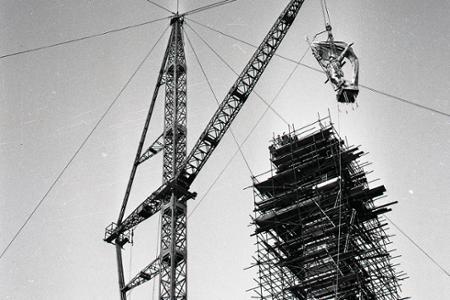 Rok 1960: Slavín bude novou dominantou Bratislavy
