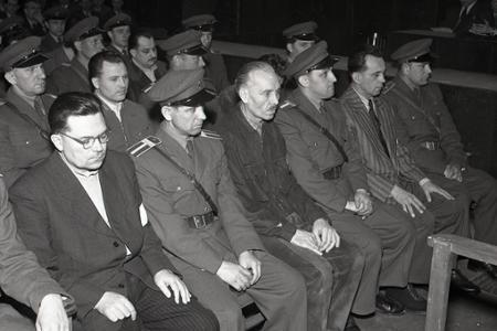 Rok 1958: Tresty smrti pre bývalých gardistov
