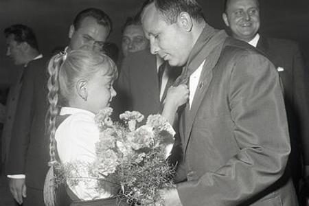 Rok 1961: Sovietski vedci vyslali do kozmu prvého človeka