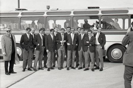Rok 1969: Životný zápas Spartaka Trnava