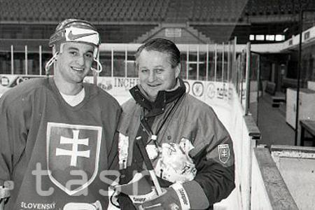 Spomienky na úspechy slovenského hokeja