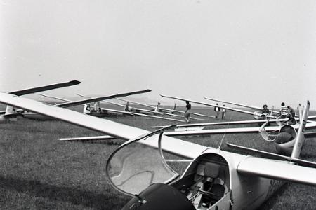 Dlhoročná tradícia zväzarmovského lietania v Nitre