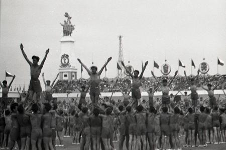 Rok 1955: Začína sa éra socialistických spartakiád