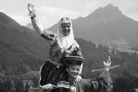 Leto v znamení folklóru