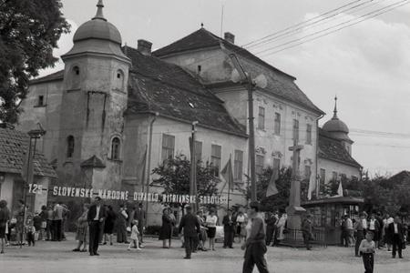 Rok 1841: V Sobotišti vzniklo Slovenské národné divadlo nitranské