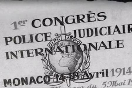 Vznik Interpolu a rokovania v Camp Davide