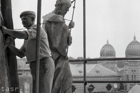 Rok 1967: Reštaurovanie Dómu sv. Martina v Bratislave