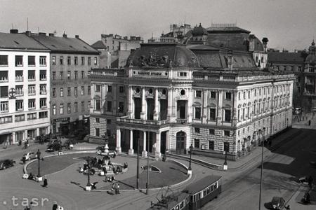 Historickú budovu SND otvorili pred 130 rokmi