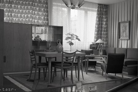 Rok 1959: V Bratislave otvorili Dom nábytku