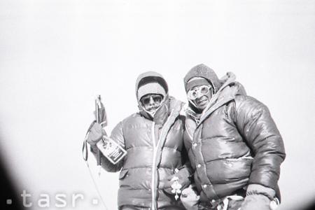 Rok 1984: Prví Slováci na Mount Evereste