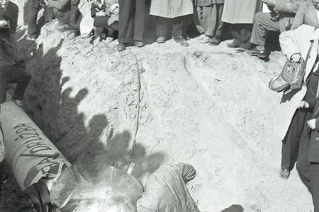 Rok 1961: Dokončili ropovod Družba