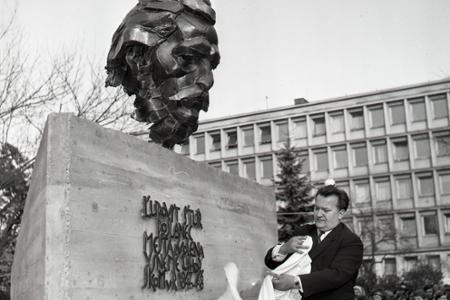Zástupcovi mesta Zvolen v Uhorskom sneme odhalili nový pamätník