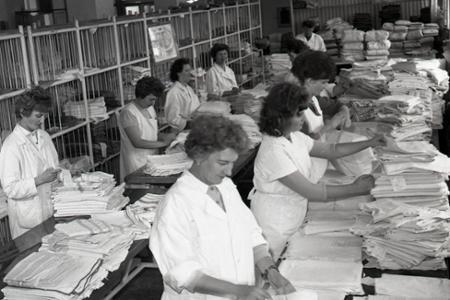Rok 1962: Komunálne služby v Bratislave zlepšujú svoju prácu