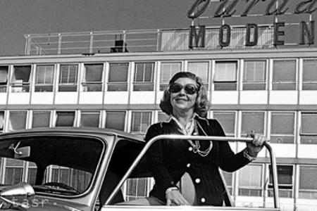 Zomrela zakladateľka Burdy a patent na registračnú pokladňu