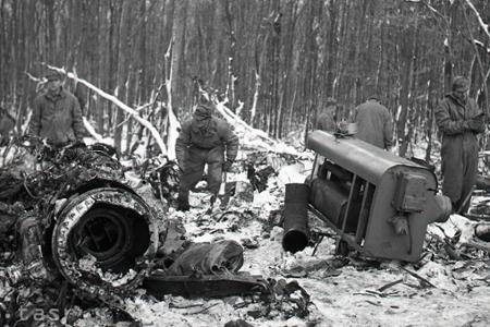Rok 1966: Pri Bratislave havarovalo bulharské lietadlo
