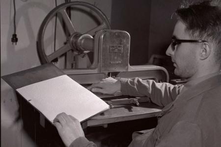 Rok 1946: V Levoči vzniklo nakladateľstvo Slovenská slepecká tlač