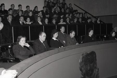 Rok 1946: V Bratislave otvorili divadlo Nová scéna