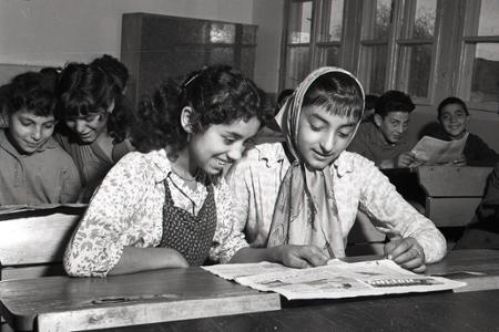 Rok 1958: V centre pozornosti vzdelávania sú deti zo slovenských osád