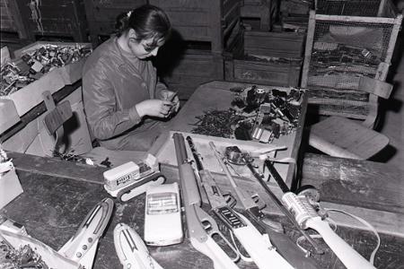 Rok 1972: Mechanické hračky zo Strojsmaltu Pohorelá