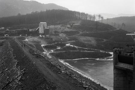 Rok 1968: Výstavba vodného diela Ružín sa blíži do finále