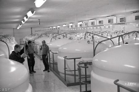 Rok 1970: ..kde sa pivo varí, tam sa dobre darí..
