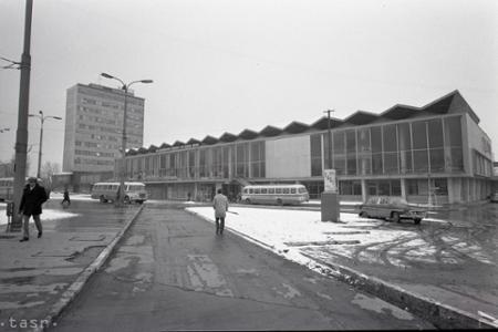Rok 1973: Košice dostali novú železničnú stanicu