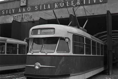 Rok 1960: Dvadsať nových električiek v Bratislave