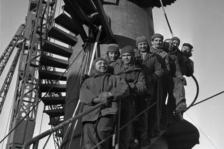 Rok 1961:Presne o mesiac pokryje východ Slovenska kvalitný tv signál