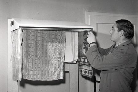 Rok 1969: Na trhu sa objavili prvé elektrické sušiče bielizne