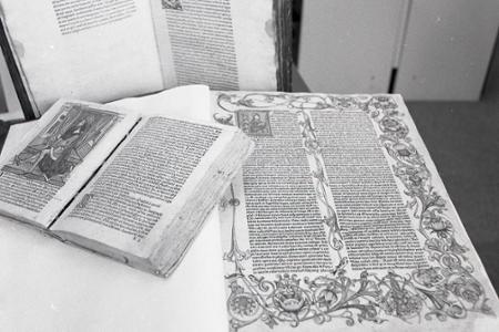 Národná knižnica v Martine má unikátnu zbierku kníh