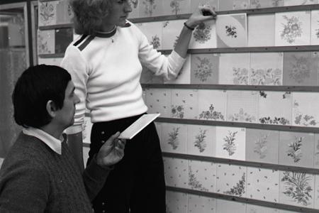 Rok 1986: Obkladačky z Lučenca sú žiadané aj v Kuvajte