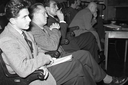 Rok 1960:Na VŠMU vyrastá nová generácia režisérov