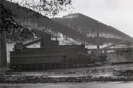 Rok 1964: V Rudňanoch dali do prevádzky nový závod na úpravu rudy