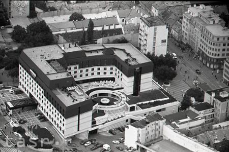 Rok 1989: Bratislavský hotel Fórum otvára svoje brány
