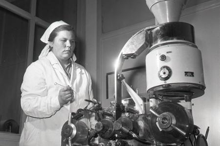 Rok 1962: Na chrípkovú epidémiu Acylpyrinom