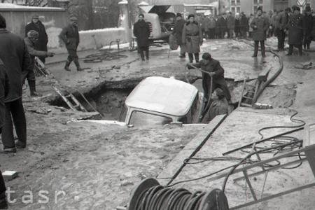 Rok 1970: Nevídaná havária v Bratislave