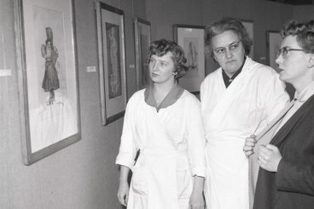Rok 1959: Umenie patrí pracujúcim