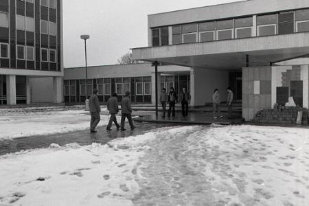 Rok 1979: V Leviciach otvorili kamenárske učilište
