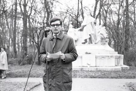 Rok 1968: Spomienková maďarská slávnosť v Sade Janka Kráľa