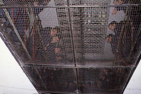 Rok 1990: Vrcholí vzbura väzňov v Leopoldove