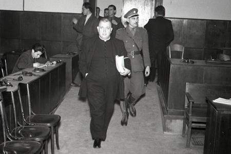 Rok 1947: Národný súd odsúdil Jozefa Tisa na trest smrti