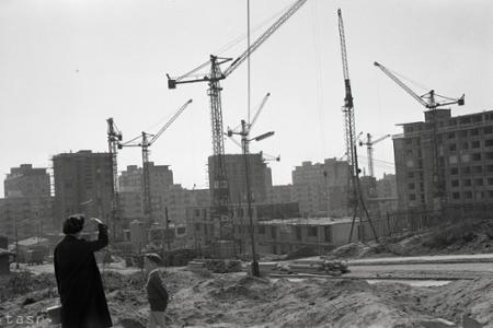 Rok 1961: V Bratislave vyrastá ďalšie sídlisko